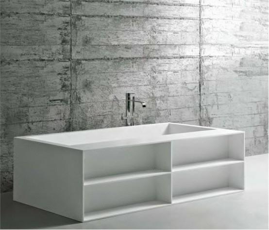 baignoire corian cr420. Black Bedroom Furniture Sets. Home Design Ideas